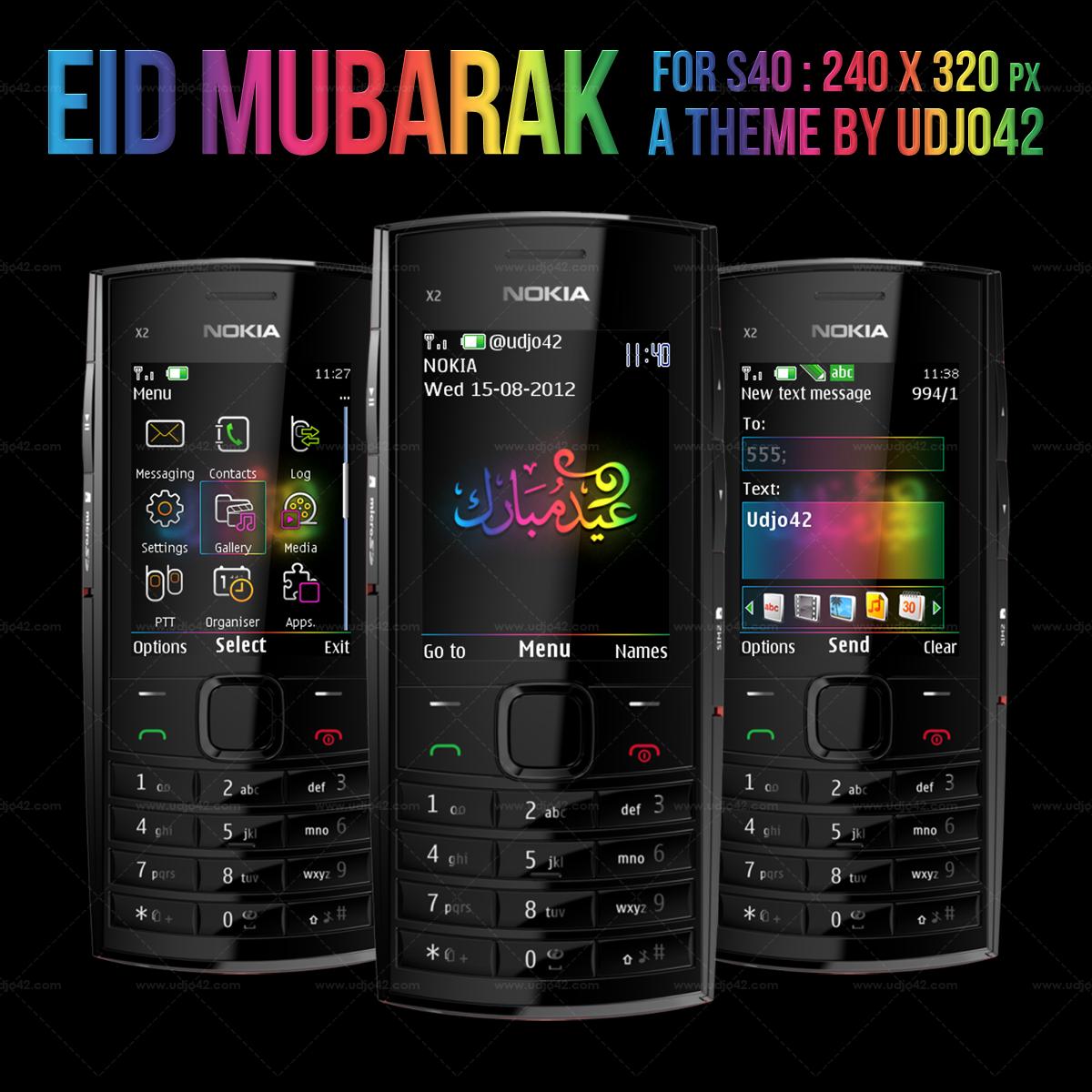 Latest Nokia 6300 Themes
